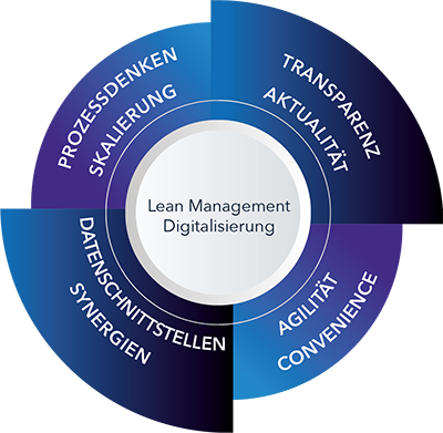 lean management consulting software